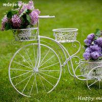 Dekoratīvais velosipēds