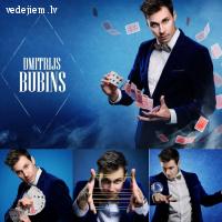 Dmitry Bubin | Burvju mākslinieks