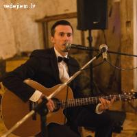 Dziedošais ģitārists | Aivars Konutis | Ģitāras spēle kāzās