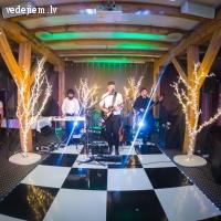Dzīvās mūzikas grupa | Cits Kvartāls