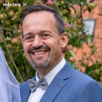 Ēriks Pozemkovskis | Kāzu pasākuma vadītājs