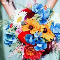 Ziedu pietura | Kāzu ziedi Talsos