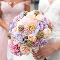Ziedu salons Jūrmalā | Paradīzes Graudi | Kāzu floristika un kāzu noformēšana