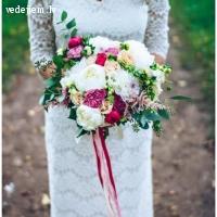 FunFlowers.lv | Ziedi kāzām | Perfekta ziedu buķete