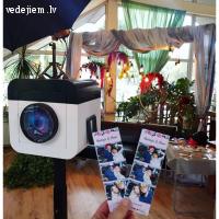Instabox.lv | Foto kastes noma | Fotobūdiņa kāzās