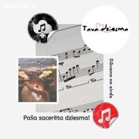 Kāzu dziesma | Paša sacerēta dziesma!