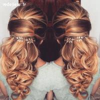 Kāzu frizūra līgavai | Hairstyles by Christine
