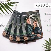 Kāzu žurnāls | Vabole Stories