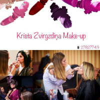 Krista Zvirgzdina Make-Up & Hair