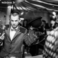 Kristaps Alsbergs - profesionāls barista