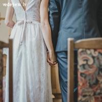 Laulību ceremonija Lūznavas muižas kapelā