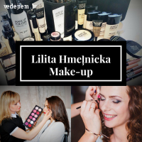 Lilita Hmeļnicka veidoju kāzu Make-Up