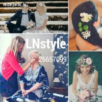LNstyle - kāzu make-up un matu sakārtojums