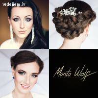 Make-up & Hair artist Monta Wolf