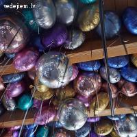 Hēlija baloni Jelgavā - hēlija balonu piegāde, kompozīcijas