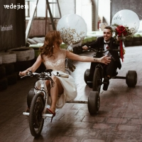Neaizmirstama kāzu pieturvieta | Drifta Hallē