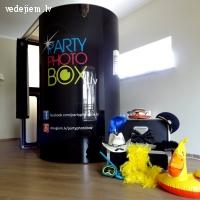 Party Photo Box | Foto kastes noma