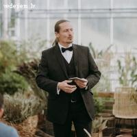 Pasākumu un kāzu vadītājs | Māris Pīlācis