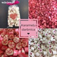 Pateicības dāvana kāzu viesiem | Personalizēts saldums  - karamele