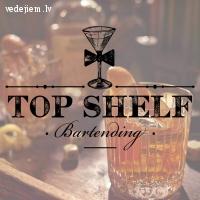 Profesionālu bārmeņu pieskāriens Tavās kāzās | Top Shelf Bartending