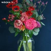 Puķu Elvis | Kāzu ziedi, līgavas pušķi  Siguldā