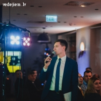 Ričards Švītiņš | Vakara vadītājs