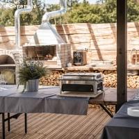Vasaras terase romantiskām kāzu svinībām | Atpūtas vieta IEVAS