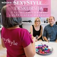 SexyStyle.lv | Piedāvā intīmu ekskursiju Tavai Vecmeitu ballītei
