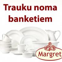 SIA Margret piedāvā arī trauku nomu