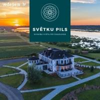 Svinību vieta pie Daugavas | Svētku Pils