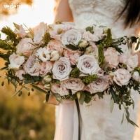 Ziedu kompozīcijas un līgavas pušķi | Dizaina Ambulance