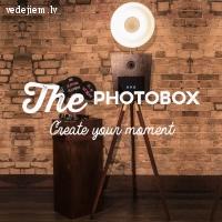 THEPHOTOBOX.LV| Foto kaste| Fotostūrītis pasākumiem ar momentālu izdruku  | Foto būdiņa