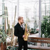Valters Mucenieks |  Saksofons kāzās