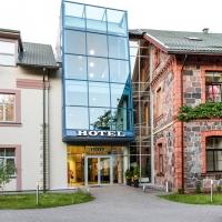 Viesnīcas Sigulda restorāns