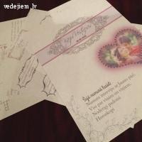 Wedding Pearls - kāzu avīze