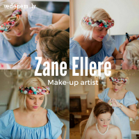 Zane Ellere - Make-up artist, Hairdresser