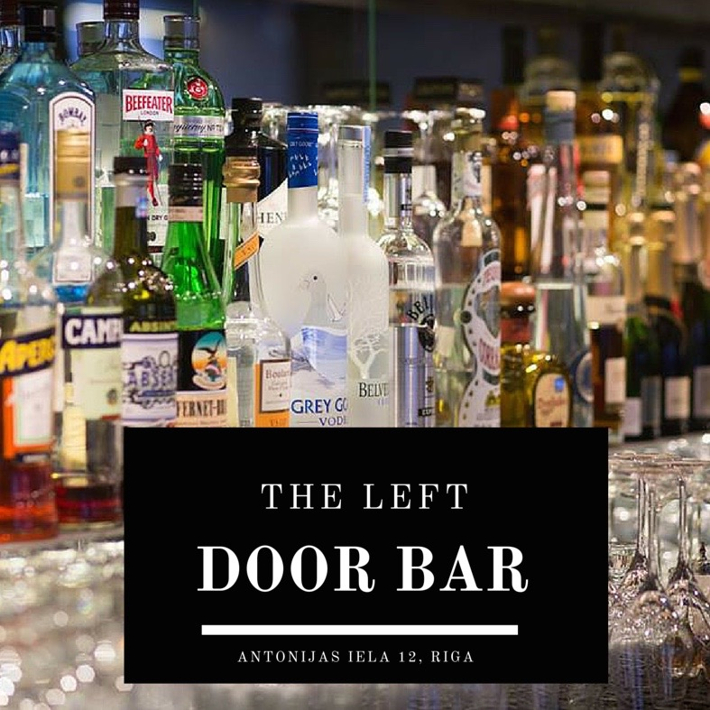 The Left DOOR BAR